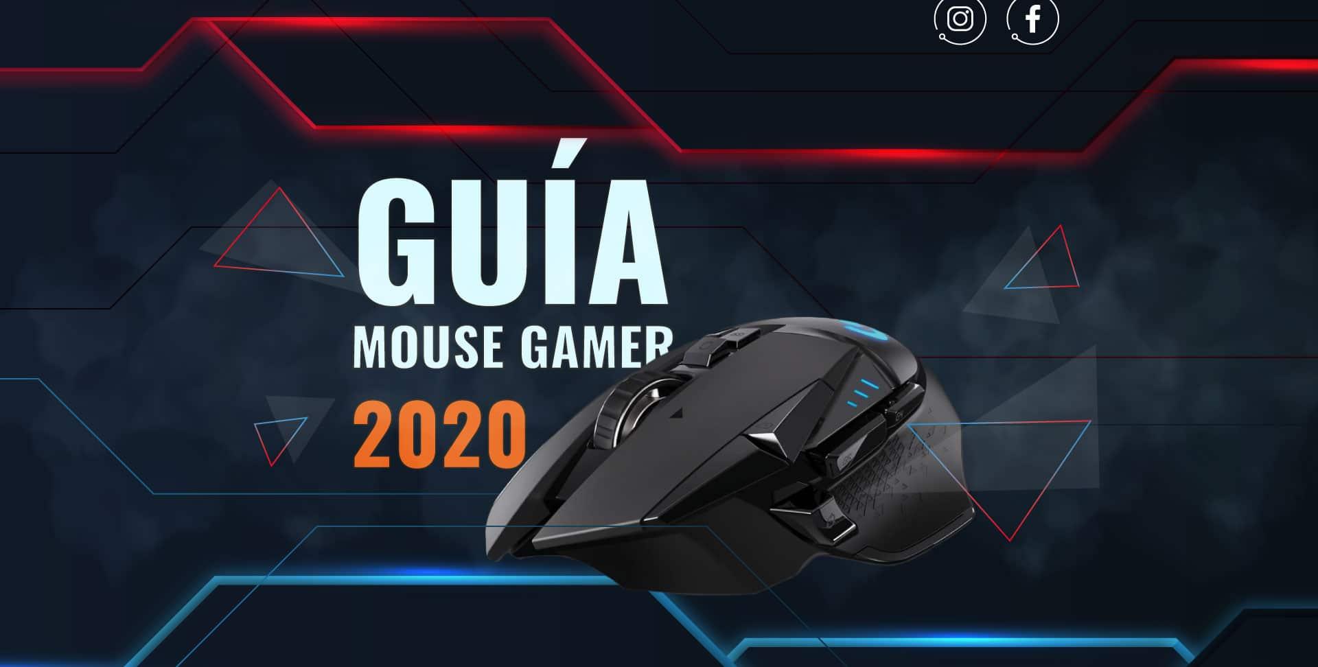 guia completa mouse gamer 2020