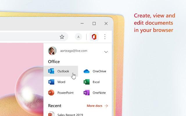 Office para Chrome
