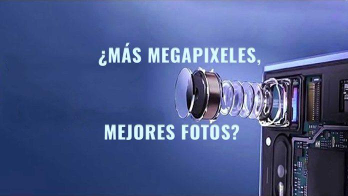 mas megapixeles mejores fotos