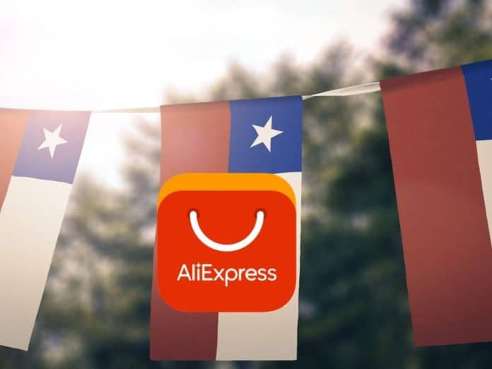 Aliexpress Chile portada